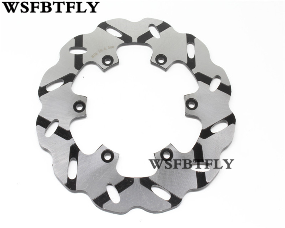 Motorcycle Rear Brake Disc Rotor For Yamaha RZ250 R RR RD350 XP500 XJ600 FZR/FZ 750 FZR1000 FZS1000 BT1100 Bulldog P/R/S/T/V