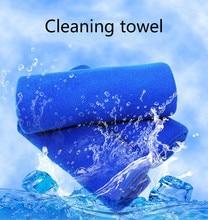10pcs/bag 30*30 CM Soft Microfiber Face Hair Towel Car Care Polishing Wash Towels Plush Washing Drying Towel Thick Plush цены