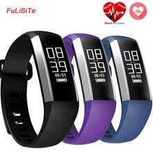 R5 Pro Приборы для измерения артериального давления Мониторы Браслет Смарт Часы Вибрации сердечного ритма браслет Фитнес трекер Smart Браслет для телефона