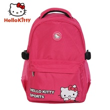 9132acc497 Hello Kitty Running Bag Women Girl Sports Bags Backpacks New Pink Cute  Outdoor School Backpack Book