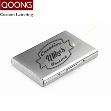 Stainless Steel Credit Card Holder Case Box Protection for Bank Debit,ID,ATM Card against RFID Scanning Criminal QZ42-025 все цены