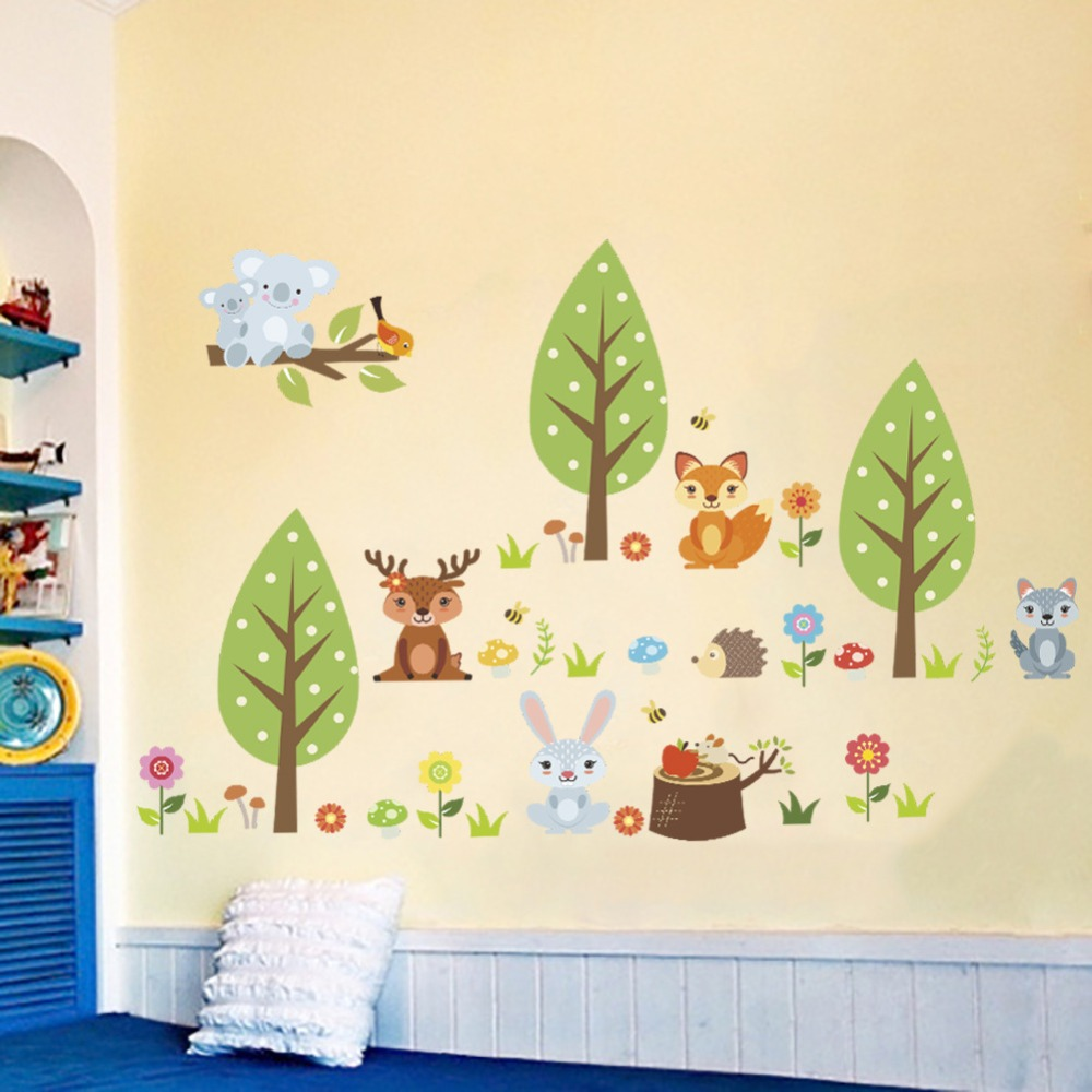 Comfortable Fox Wall Decor Pictures Inspiration - The Wall Art ...
