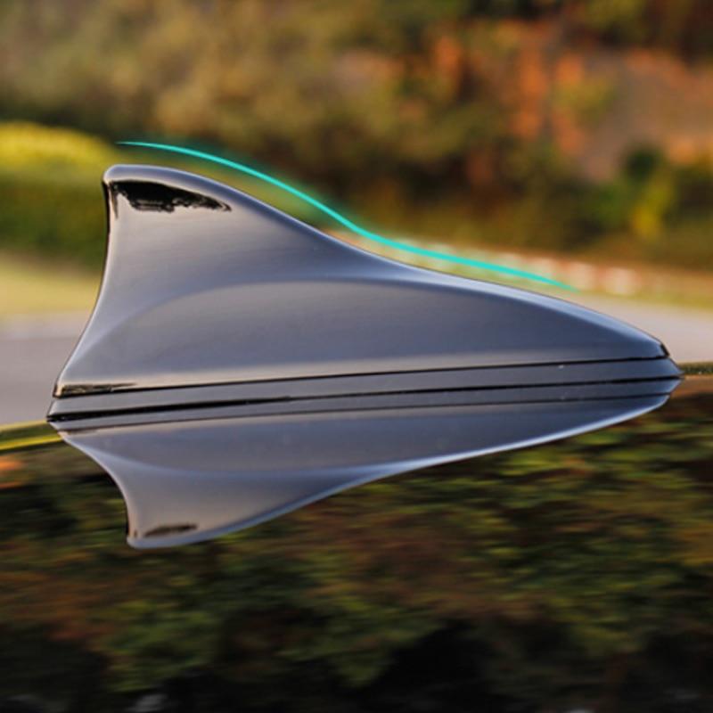 marsnaska 1 pc auto car universal shark fin roof. Black Bedroom Furniture Sets. Home Design Ideas