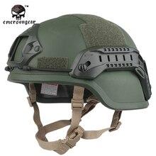 Emersongear ACH MICH 2000, специальный тактический шлем для страйкбола, пейнтбола, военный шлем EM8978, 8 цветов на выбор