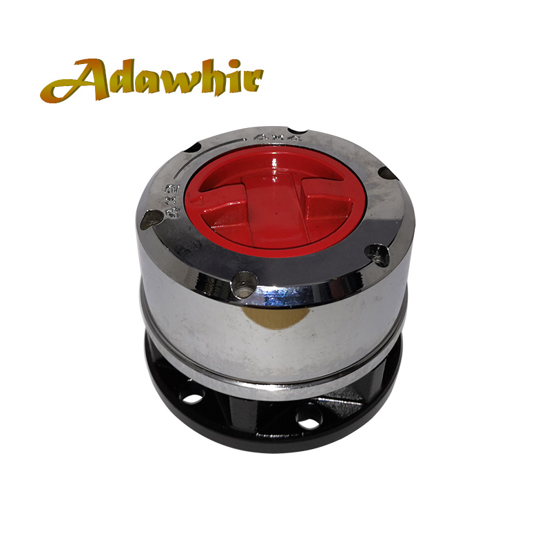 2 pieces x For Ssangyong Korando II, Musso SUV Rexton/TD, Musso Pickup 1995 up (AT) 4x4 Manual locking hubs B035HP AVM450HP