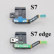 Best price 1pc For Samsung Galaxy S7 G930 S7 Edge G935 Earphone Headphone Jack Audio Flex Cable все цены