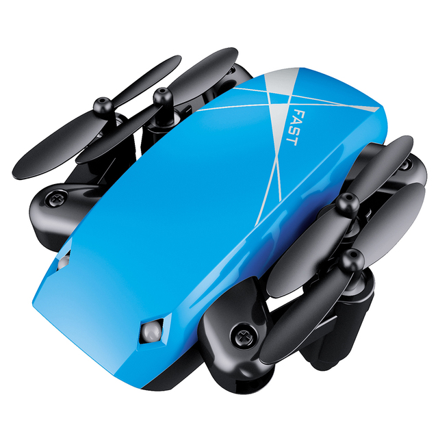 S9 S9W S9HW Foldable Wifi RC Mini Drone Helicopter With HD Camera 3