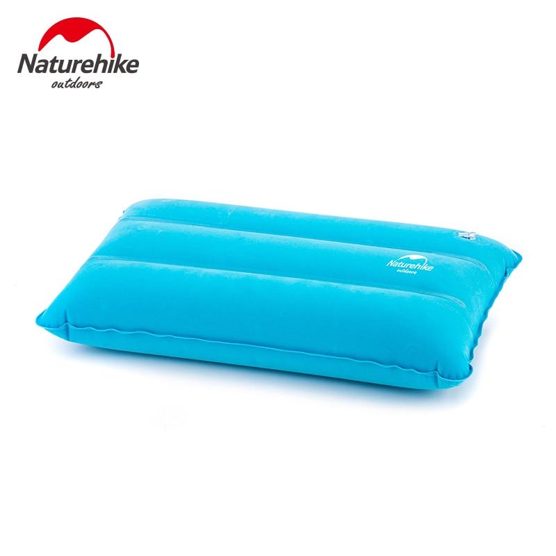 NatureHike Inflatable Air Pillow NH Ultralight Outdoor Camping travel Inflatable Pillow Lounge Nap Air Pillow