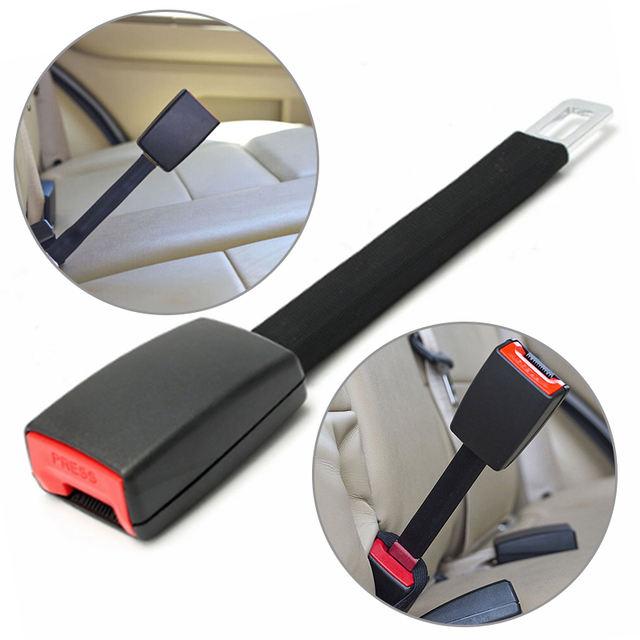 Extensor rígido para cinturón de seguridad