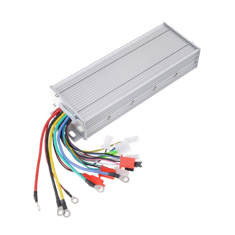 48-72V 1500W 4 In 1 Scooter Electric Bicycle Brushless DC Motor Regulator Intelligent Dual Mode Motor Speed Controller