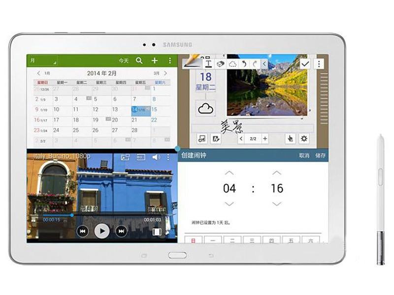 Samsung Galaxy Note Pro 12.2 inch P901 3G+WIFI Tablet PC 3GB RAM 32GB ROM OCTA-core 9500 mAh 8MP Camera Android Tablet мобильный телефон samsung galaxy ii 2 n7100 8mp quad core 2 gsm 3g 5 5 touch