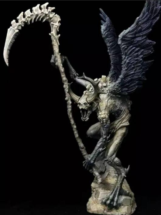 (Get Coupons) New Resin Figures 160mm Plague Angel Model Kits