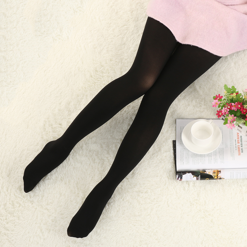 d15142435f9 1PC NEW Classic Sexy Women 150D Opaque Footed Tights Pantyhose ...