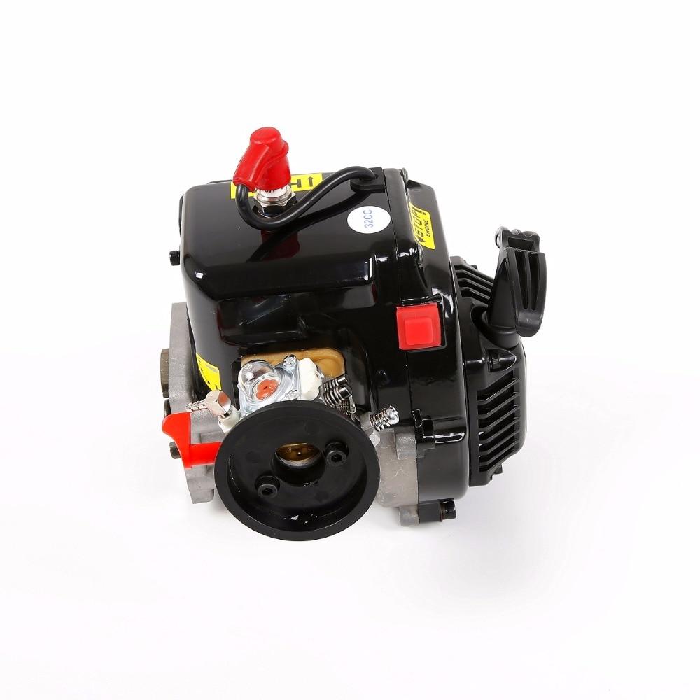 32cc 4 boulons moteur pour Hpi Rovan KM Baja 5b 5t 5sc Losi rc pièces de voiture - 3