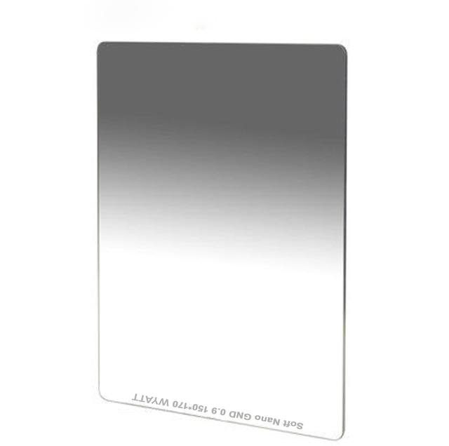 Фильтр оптического стекла WYATT 150x170 мм MC с мультипокрытием, мягкий, жесткий, с обратной градуировкой, нейтральной плотности, GC GRAY GND1.2, 0,9, 0,6, ND16, 8, 4