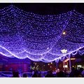 12M/100 22M/200 Christmas LED Lights Bulb LED String Lights Fairy Waterproof Outdoor Garden Festival Party Decor LED String