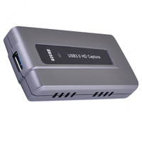 full HD 1080P 60FPS USB3.0 Game capture converter, convert HDMI video to USB3.0 for windows. mac, linux Free shipping