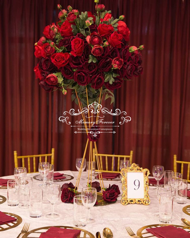 Wedding Flower Pillars: New Style Wedding Columns Wedding Pillars Props Metal