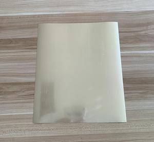 Image 2 - Бесплатная доставка 25 листов/цветов 25x30 см металлический теплообмен виниловый Утюг на термопресс машина режущий плоттер HTV футболка Распродажа!