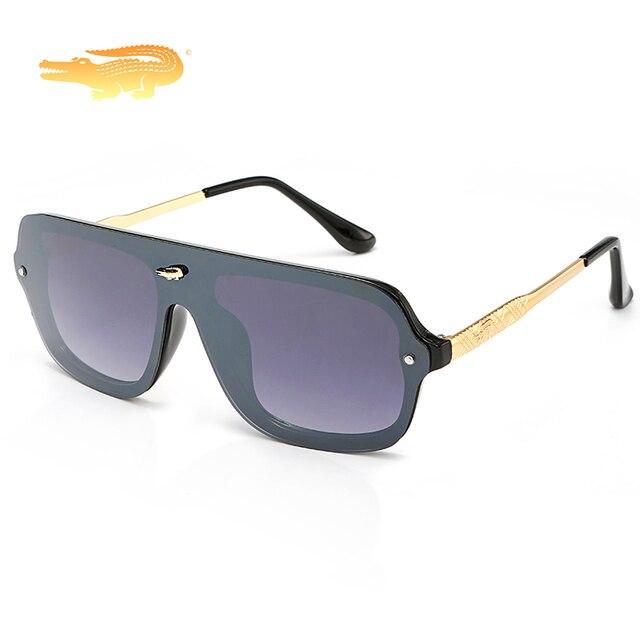 9db617a10e8 2019 Luxury Oversized Sunglasses Women Men Brand Designer Mirror Sun  Glasses Oculos Lunette De Sol Feminino