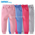 Free shipping DANROL high quality PP pants baby full length baby cotton pants baby new style cotton pants aDR0120