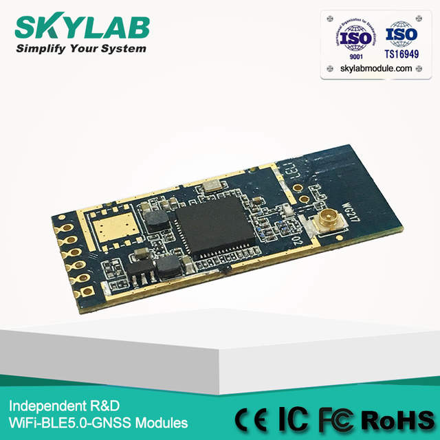 US $37 8 |2018 SKYLAB RealTek RTL8811 Hotspot linux AP/STA station mode  Dual band 2 4G 5G USB WiFi module-in GPS Receiver & Antenna from  Automobiles &