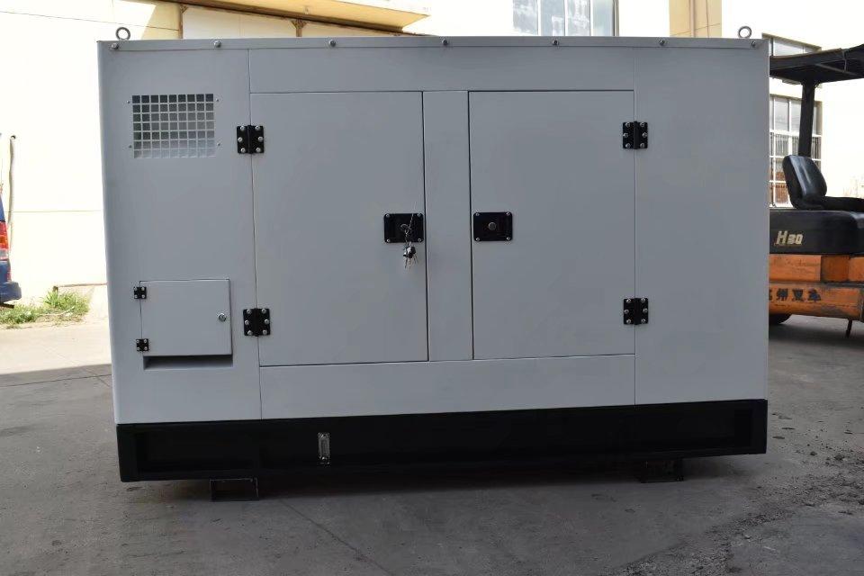 Générateur diesel silencieux de weifang de générateur diesel insonorisé chinois de 30kw/37.5kva avec l'alternateur sans brosse et le réservoir de carburant de base