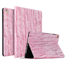 купить For iPad 2 3 4 Ultra Thin Smart Voltage Case Marble Pattern PU Material Support Protective Cover For Apple iPad 2 3 4 Case дешево