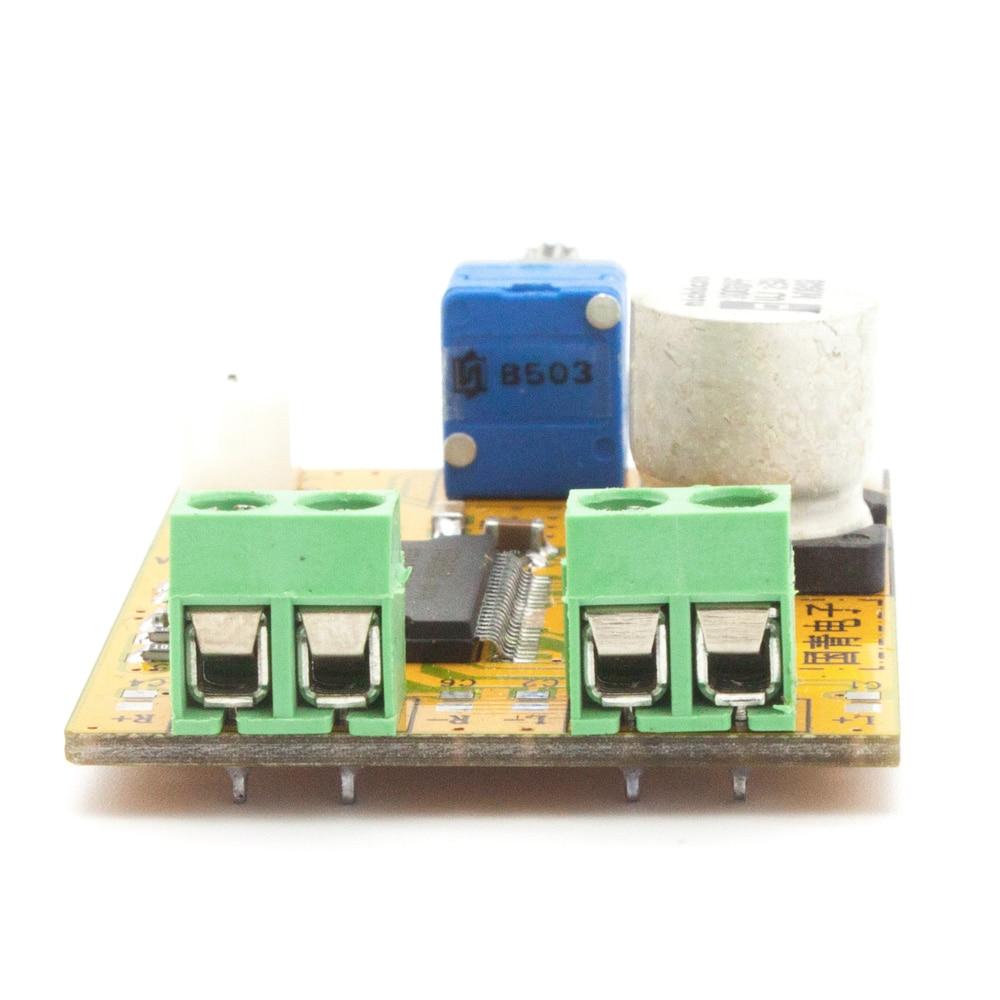 AMP board - TDA138-E Stereo Class D Digital Amplifier Board 2*20W 9-14V DIY for CAR home desktop 12