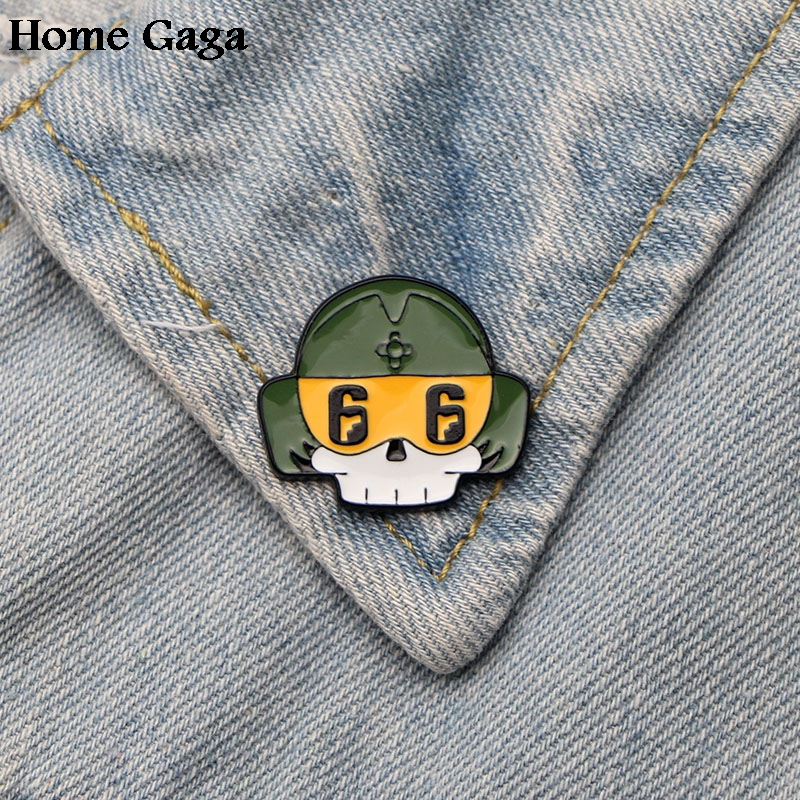 Arts,crafts & Sewing Metal Brooch Collar Alloy Brooches Jeans Shirt Handbag Badges On Backpack Pins Good Reputation Over The World