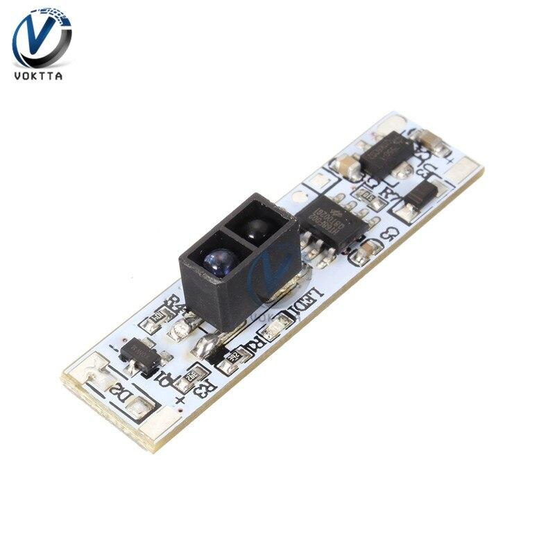 XK-GK-4010A Finger Scan Sensor Switch Module Short Distance Scan Sensor Switch Module DC 12V 3A Maximum Power 36W Pressure Board