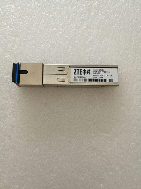 LTE4302M BC + + EPON OLT PX20033030100161