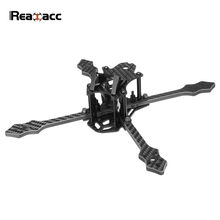 Realacc Blackbird 210N 210mm X Normal X Racing Drone 5mm brazo Kit de marco de fibra de carbono para modelos RC Cámara del Motor w/AP 5 V y 12 V(China)