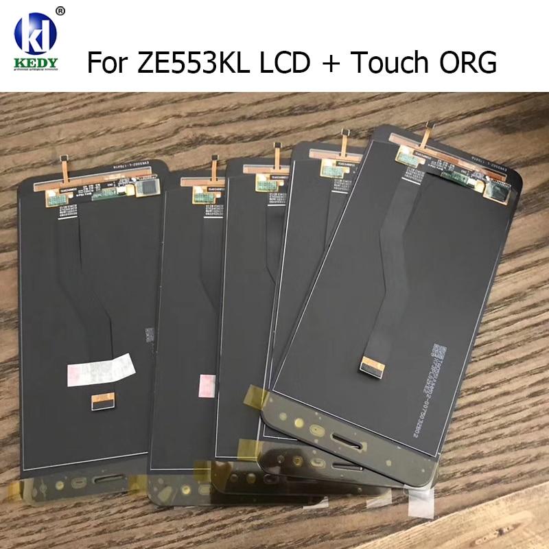 Pour ASUS ZenFone 3 Zoom ZE553KL Z01HD LCD Display + Écran tactile Digitizer Capteur En Verre de Remplacement Z00ABD Livraison Outils Test 100%