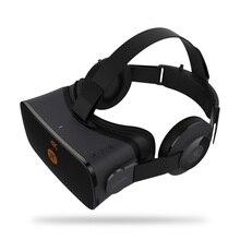 Original PIMAX 4 K UHD VR Gafas de Realidad Virtual 3D Auriculares para PC 110 grados FOV 8.29MP VR Auricular para PC Win 7 8 10 HDMI 1.4B