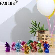 FANLUS tassel foil helium balloon weights birthdays weddings christening party clusters