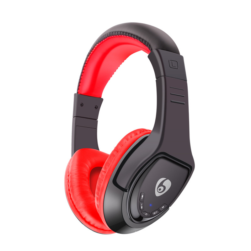 Stereo Bluetooth Headphone Card MP3 FM Bluetooth Headset Wireless Earphones Handsfree For iPhone Xiao mi Smart Cellphones TV PC ks 509 mp3 player stereo headset headphones w tf card slot fm black