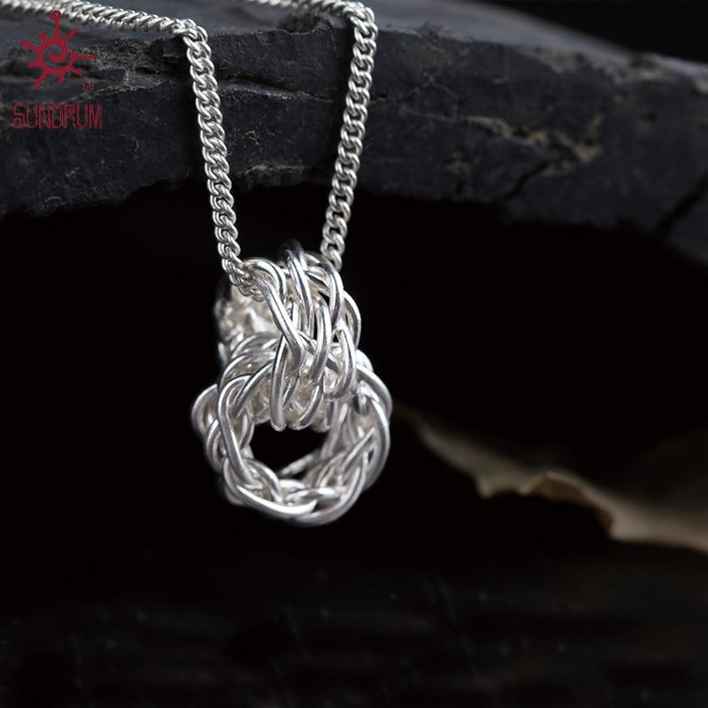 Handmade brand fashion jewelry high end 999 sterling for High end fashion jewelry