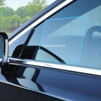 waterproof rain For Kia Cerato 2 3 K3 Car Rearview Mirror Protective Film Anti Rain Fog Waterproof Rainproof Film Sticker Car Accessories (2)