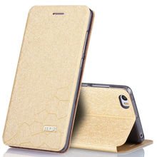 6 Colors New Flip Leather Soft TPU Smart Phone Cover Case for Xiaomi Mi Note Free