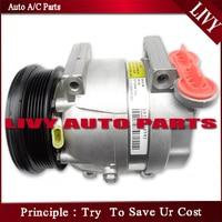 AC Compressor For Car Chevrolet Aveo Excelle for Daewoo Carlos Leganza Traveler 96484932 96539388 96246405 96539392 96539394