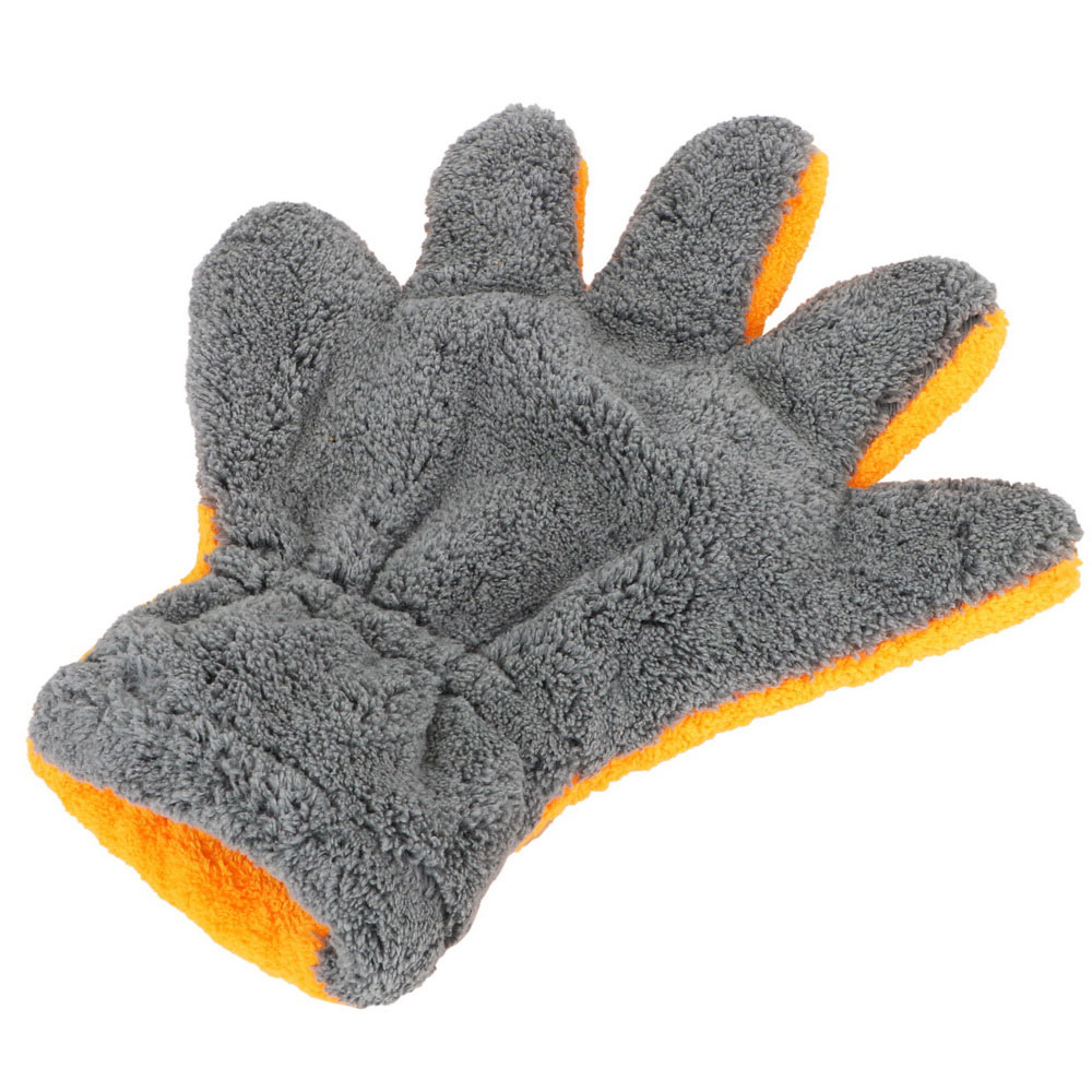 Перчатка для мытья автомобилей Univrsal перчатка для мытья автомобиля Полировочная перчатка для автомойки прочная домашняя