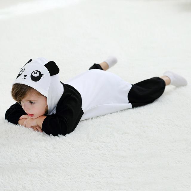 Footies bebé animal Lindo modelado ha conjunción FWA3007 fabricantes que venden la ropa de algodón ropa de la subida