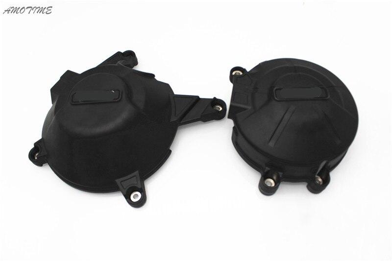Housse de Protection pour moteur moto pour boîtier GB Racing pour KAWASAKI Z300 & NINJA300 2014-2016 protections de capot moteur
