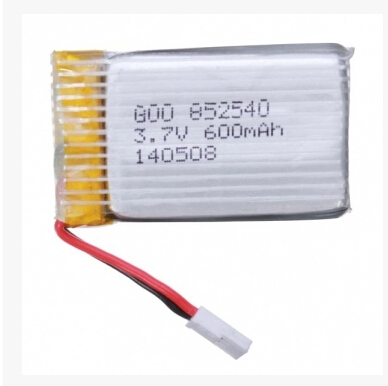 Syma X5C spare parts <font><b>battery</b></font> 3.7v <font><b>600mah</b></font> (2 pcs) X5c RC Helicopter Parts