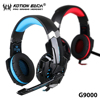 KOTION EACH G9000 Gaming Headphone Adjustable Headset Earphone 3 5mm Over Ear For Ps4 Pc Mobile