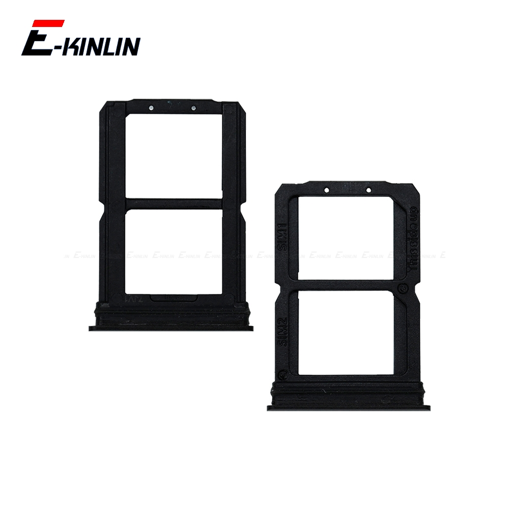 New Sim Tray For OnePlus 6 6T 7 Pro Sim Card Slot Holder Adapter Replacement Parts