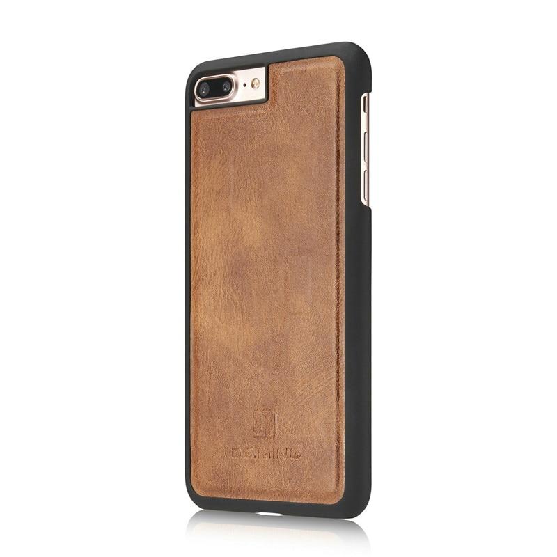 Capa iPhone 7 8 Plus ռետրո բնօրինակ կաշվե շքեղ - Բջջային հեռախոսի պարագաներ և պահեստամասեր - Լուսանկար 6