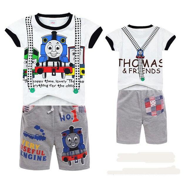 Tienda Online Ropa de los muchachos de Thomas y Sus Amigos de