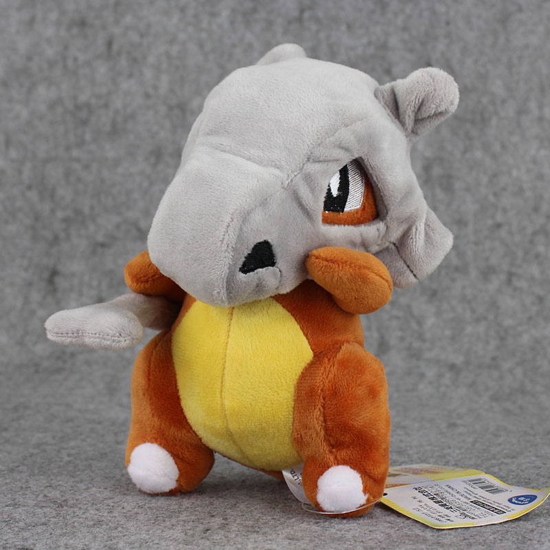 7 18 CM Cubone Osselait Plush Toys Cute Soft Dolls Children Gift